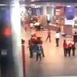 YOUTUBE Attentato Istanbul: kamikaze colpito si fa esplodere99