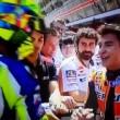 Valentino Rossi e Marc Marquez