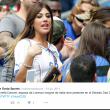 Italia-Spagna: sfida wags. Ilaria D'Amico, Viky Varga, Shakira...6