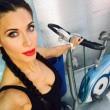 Italia-Spagna: sfida wags. Ilaria D'Amico, Viky Varga, Shakira...4