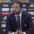 "Higuain: ""Sono alla Juve per vincere. Via da Napoli per De Laurentiis"""
