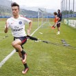 David Luiz ha le gambe cortissime: illusione ottica in allenamento 2