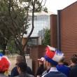 Francia-Irlanda, polizia fa esplodere auto sospetta prima del match