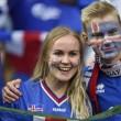 Francia Islanda qurto finale Europei8