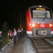 """Germania, 17enne con accetta urla """"Allah Akbar"""" su treno10"""
