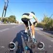 GoPro sul caschetto riprende caduta dei tre ciclisti3