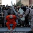 Isis, decapitato con la scimitarra per aver criticato l'islam