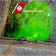 Lecce, acqua fluorescente in mare scarico illegale scoperto2