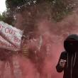 Londra, anarchici protestano davanti casa di Boris Johnson