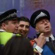 Londra, anarchici protestano davanti casa di Boris Johnson4