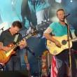 "YOUTUBE Michael J.Fox sul palco dei Coldplay suona ""Johnny Be Goode""3"