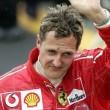Michael Schumacher (foto Ansa)