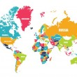 Paesi scambiati su cartina: quanti sanno riposizionarli2