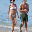 Roberto Mancini a Saint Tropez con una mora misteriosa