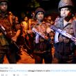 """Dacca, attentato Isis in un locale: morti e ostaggi, anche italiani. """"Urlavano Allah Akbar""""8"""
