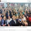 Usa, speaker repubblicano Paul Ryan nei guai per questo selfie FOTO