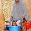 YOUTUBE Rahma, senza gambe né braccia: la ragazza che vive in una bacinella 3