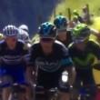 YOUTUBE Tour de France, Chris Fromme dà pugno a tifoso4
