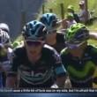 YOUTUBE Tour de France, Chris Fromme dà pugno a tifoso3