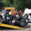 Incidente in autostrada: quattro morti, gravissimo il camionista