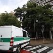 Germania, donna armata a Colonia: allarme al centro per l'impiego02