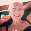 Gillean McLeod, modella in costume a 60 anni FOTO