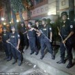 Blitz polizia all'alba a Dacca, liberati ostaggi11