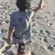 Bambino dà da mangiare ai gabbiani, ma loro lo attaccano6