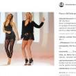 Ilary Blasi al Grande Fratello. E Alessia Marcuzzi su Instagram