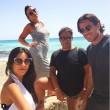 Federica Nargi e Alessandro Matri in vacanza a Formentera e col pancione 7