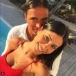 Federica Nargi e Alessandro Matri in vacanza a Formentera e col pancione 9