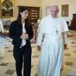 Virginia Raggi va dal Papa e ripete: Olimpiadi a Roma no!02