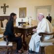 Virginia Raggi va dal Papa e ripete: Olimpiadi a Roma no!03