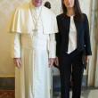 Virginia Raggi va dal Papa e ripete: Olimpiadi a Roma no!04