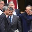 Berlusconi, stanza San Raffaele15