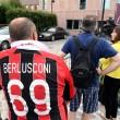 Berlusconi, stanza San Raffaele10