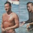 Ilary Blasi e Francesco Totti, lite al mare FOTO