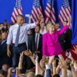 """Usa 2016, Obama incorona Hillary Clinton: """"Scegliete lei come presidente"""" 3"""