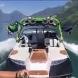 VIDEO YOUTUBE Wakesurf nel lago: ma alla guida della barca... 3