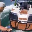 VIDEO YOUTUBE Wakesurf nel lago: ma alla guida della barca... 4