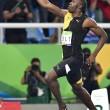 Rio 2016, Usain Bolt oro anche nella 4x100 02