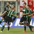 Sassuolo-Stella Rossa 3-0 video gol highlights foto pagelle_3