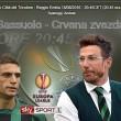 Sassuolo-Stella Rossa video gol highlights Europa League