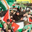 YOUTUBE Celtic, tifosi con bandiere Palestina: in campo squadra israeliana2