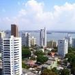Colombia, cade dal 26esimo piano hotel e si salva2