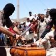 Isis taglia mano con mannaia a presunto ladro