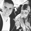 Justin Bieber, ai fan non piace Sofia Richie e lui minaccia5