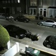 Ladro d'auto scappa dalla polizia in retromarcia4