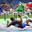 Rio 2016: Jeffrey Julmis si atteggia alla Usain Bolt6