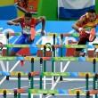 Rio 2016: Jeffrey Julmis si atteggia alla Usain Bolt5
